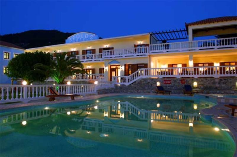 Hotel Aeolos - Skopelos stad - Skopelos